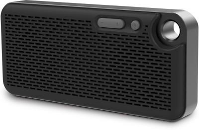 Syska BOOM Portable Bluetooth Mobile/Tablet Speaker(Black, Stereo Channel)