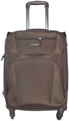 TRAWORLD Earth 1003   4 Wheel Expandable Cabin Luggage   20 inch