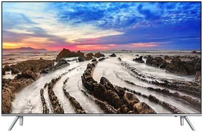 Samsung Series 7 139.7cm (55 inch) Ultra HD (4K) LED Smart TV(55MU7000)