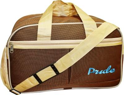 Pride Star Air Travel Duffel Bag Brown