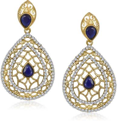 Divastri Gorgeous Alloy Drop Earring