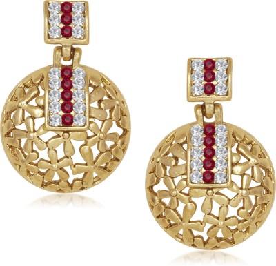VK Jewels Eye Catchy Alloy Drop Earring