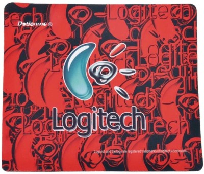 Logitech Mousepad  Mousepad(Red) at flipkart