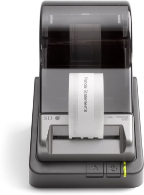 SII SLP650 Barcode Thermal Receipt Printer