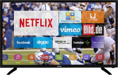 Kodak 40 inch Full HD Smart LED TV is a best LED TV under 25000