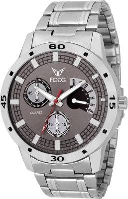 FOGG 12002-GR-CK NEW TAG PRICE Analog Watch  - For Men