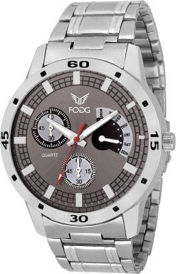 Fogg 12002-GR-CK NEW TAG PRICE Modish Watch  - For Men