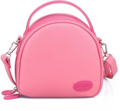 Caiul Zipper Universal Carry Case Bag For Instax Mini 7s 8 9 25 50s 70 90 Camera, Polaroid ZIP Mobile Printer, Instax Printer Camera Bag Pink Caiul Ca