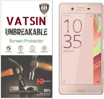 Vatsin Impossible Screen Guard for Sony Xperia X(Pack of 1)