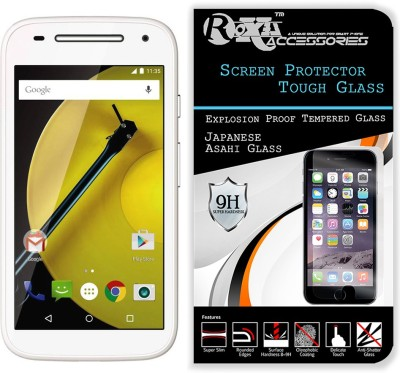 Novo Style Tempered Glass Guard for Motorola Moto E2 (2nd Gen.) Ultra-Clear HD Tempered Glass Protector