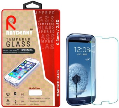 Raydenhy Tempered Glass Guard for Samsung Galaxy S3 Neo (i9300i)