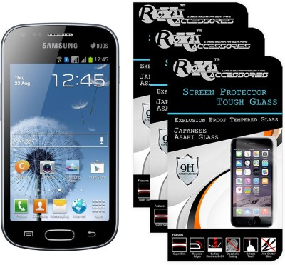 Roxel Impossible Screen Guard for Samsung Galaxy S Duos GT-S7562(Pack of 1)