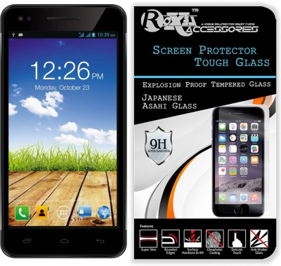 Roxel Tempered Glass Guard for Micromax Canvas Hue 2 A316