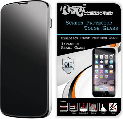 Loopee Tempered Glass Guard for Lg nexus 4 (e960)