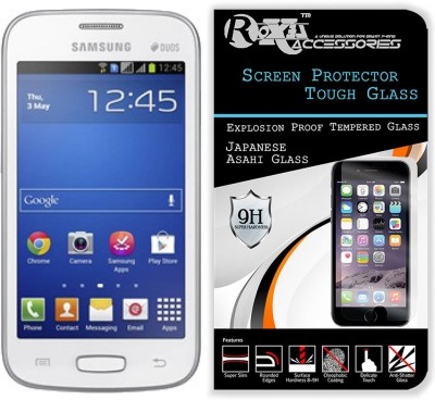 Roxel Tempered Glass Guard for Samsung Galaxy Star Pro GT S7262 Pack of 1