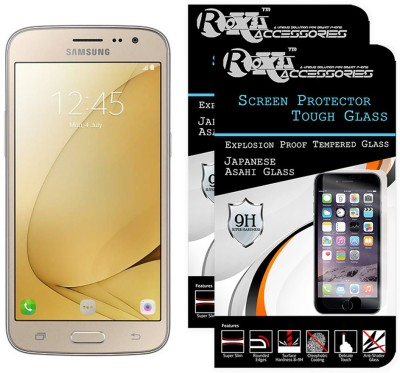 Roxel Tempered Glass Guard For Samsung Galaxy J2 2016 Edition