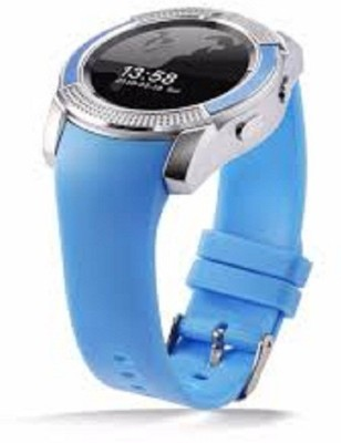 Techno Frost C6 Multicolor Smartwatch(Blue Strap Regular) at flipkart