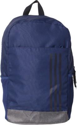 28% OFF on ADIDAS A Classic M3s 22 L Backpack(Blue) on Flipkart ... 556d38c0c24a1