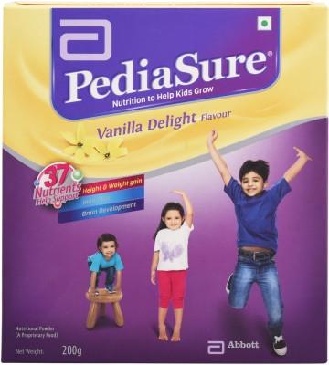 Pediasure Vanilla Delight Health Drink (200gm / 0.44lbs, Vanilla)