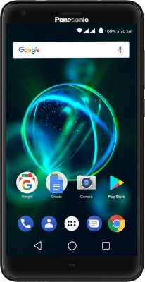 Panasonic P55 Max 16GB Matte Black Mobile