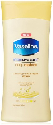 Vaseline Intensive Care Deep Restore Moisturising Lotion, 300ml