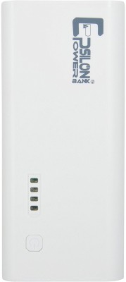 Epsilon 13600 mAh Power Bank White, Lithium ion