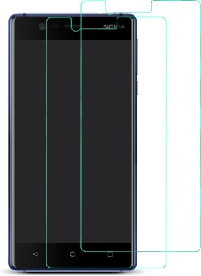 MTT Tempered Glass Guard for Nokia 3(Pack of 1)