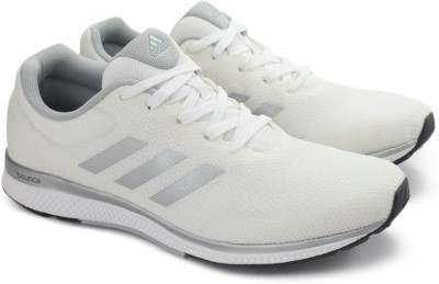 Adidas MANA BOUNCE 2 M ARAMIS Running Shoes(White) at flipkart