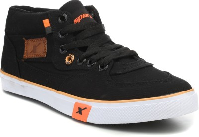Sparx 314 Sneakers For Men(Black