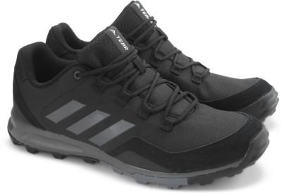 Adidas TERREX TIVID Outdoor Shoes(Black) at flipkart