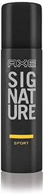 AXE Signature Sport Perfume Body Spray  -  For Men(122 ml)  available at flipkart for Rs.178