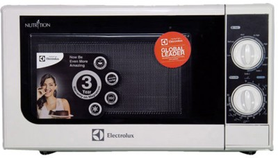 Electrolux 20 L Grill Microwave Oven(Grill M/OG20M, White)
