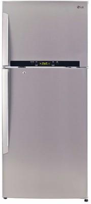 LG GL-T522GNSX 470 L Double Door Refrigerator