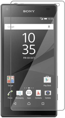 U-Verse Tempered Glass Guard for Sony Xperia Z5(Pack of 1)