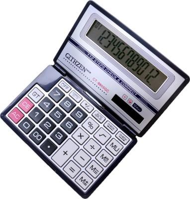 CT CT-8855GC Financial CT-8855GC Basic Calculator(12 Digit)
