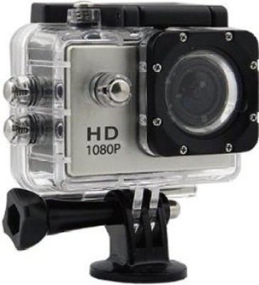 View Doodads Action Recording camera Yes DSLR Camera(Silver) Price Online(Doodads)