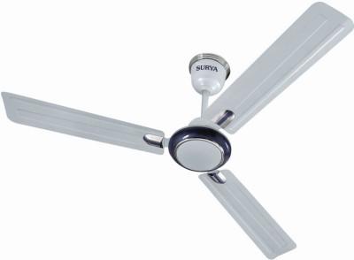 Surya Udaan Plus Ceiling Fan (Silver)