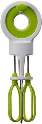 Wud Kraft ganesh blender 1200 W Hand Blender(White, Green)  available at flipkart for Rs.240