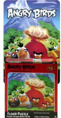 Angry Birds Floor Puzzle(46 Pieces)