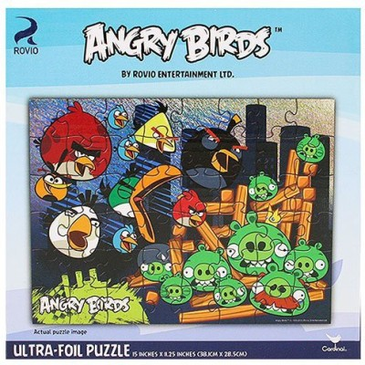 Angry Birds Ultra Foil Puzzle(48 Pieces)
