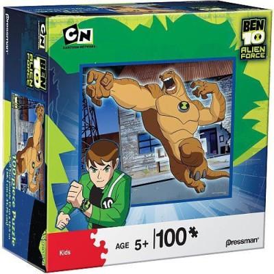 Ben 10 Alien Force Humungousaur(100 Pieces)