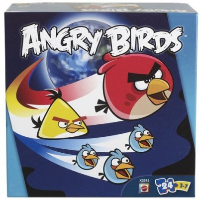 Angry Birds In Space Puzzle(24 Pieces)
