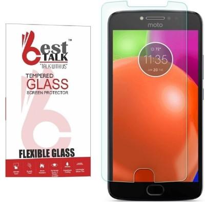 BESTTALK Tempered Glass Guard for Motorola Moto E4 Plus(Pack of 1)