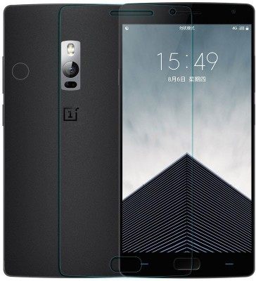 Big Zee Tempered Glass Guard for OnePlus One(Pack of 1)