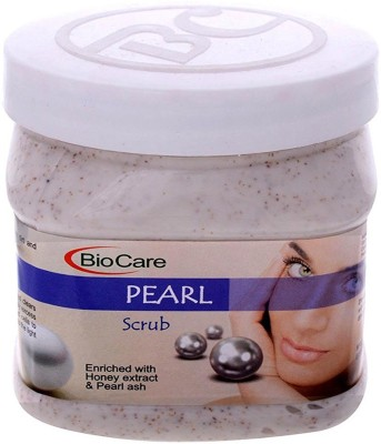Biocare Pearl Face & Body  Scrub(500 ml)  available at flipkart for Rs.169