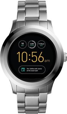 Fossil Q Founder Smartwatch(Silver Strap, Regular)