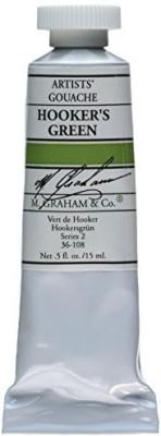 M Graham & Co M. 1/2 Ounce Tube Gouache Paint, Hooker'S  available at flipkart for Rs.1767