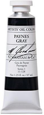 M Graham & Co M. Artist Oil Paint Paynes 1.25Oz/37Ml Tube  available at flipkart for Rs.1647