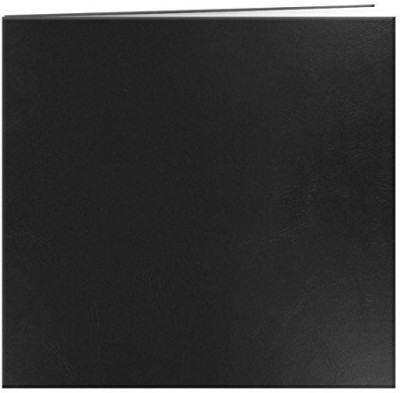 Pioneer Leatherette Postbound Album, 12-Inch-By-12-Inch