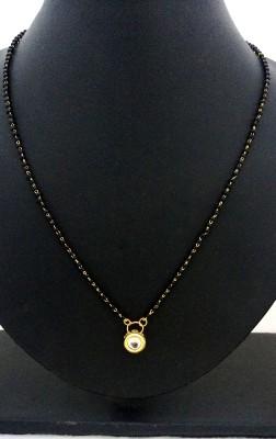 Shourya Kundan Mangalsutra Brass Mangalsutra available at Flipkart for Rs.153
